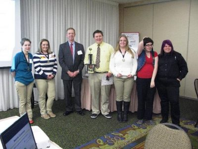 HUOT Technical Center takes first place NHCTE