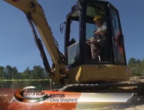 NH Construction Career Days on WMUR's Chronicle