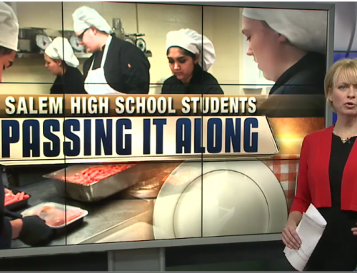 Salem Culinary Students Give Back To Those In Need