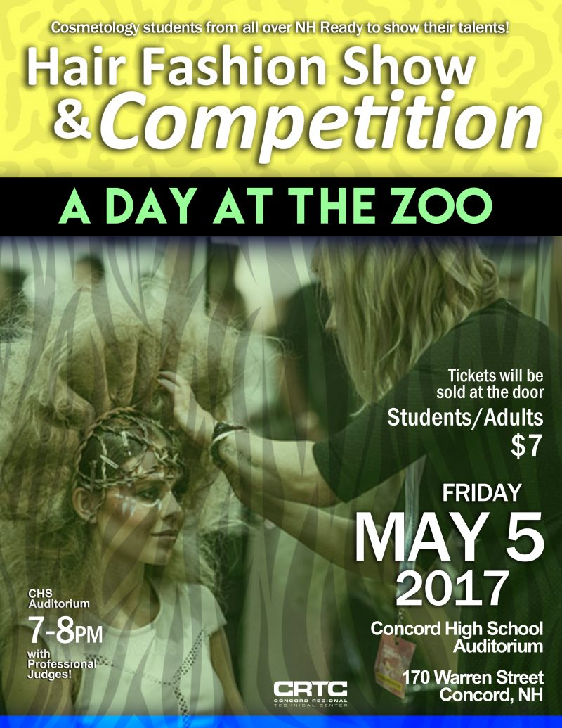 cosmo hair comp flyer 2017