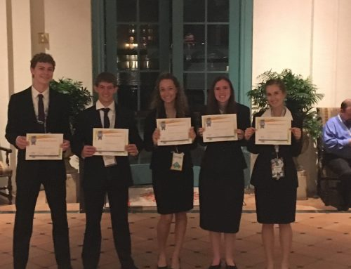 NH HOSA Returns from Orlando with International Honors