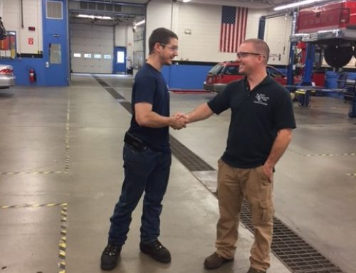 Automotive Education Scholarship Awarded
