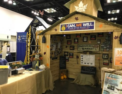 FFA Display Wins National Honors