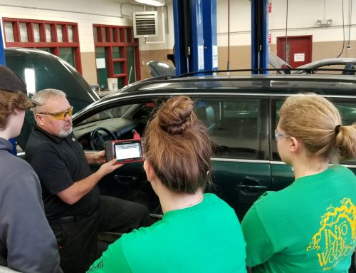 Concord High School Automotive Technology Teacher Wins National Award
