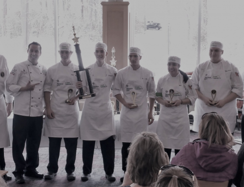 "Nothing ""soft"" about skills displayed at NH ProStart Invitational"