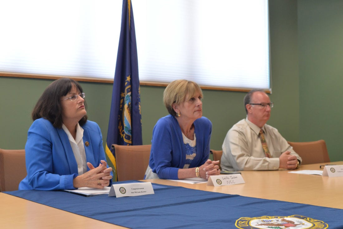 U.S. Representative Annie Kuster Promotes Career Education