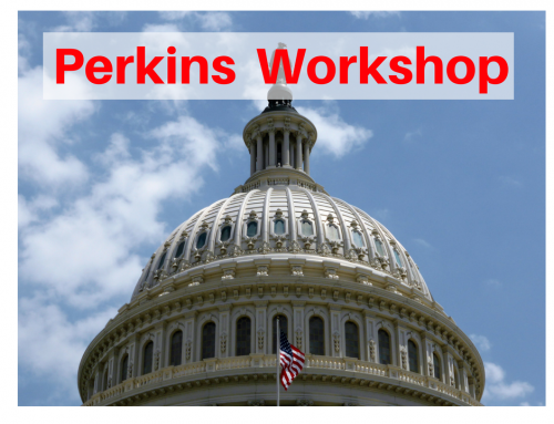 Workshop on the New Perkins V