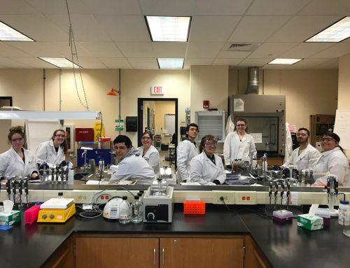 Biotechnology Program Receives National Recognition