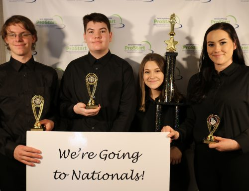 Students Excel at New Hampshire ProStart State Invitational