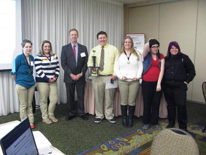 HUOT Technical Center Takes First Place