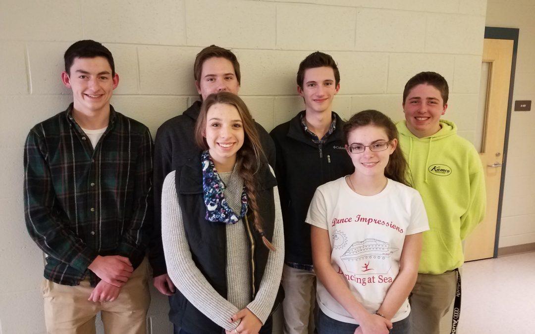 Robotics Students Prepare for the Future