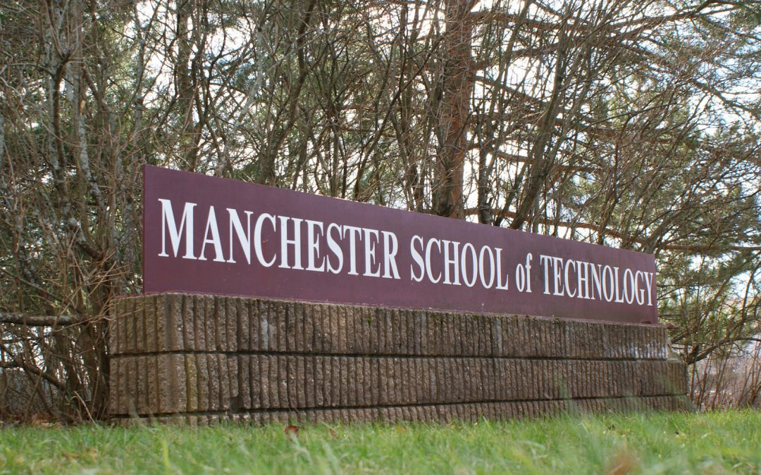 Check out the article on Manchester School of Technology