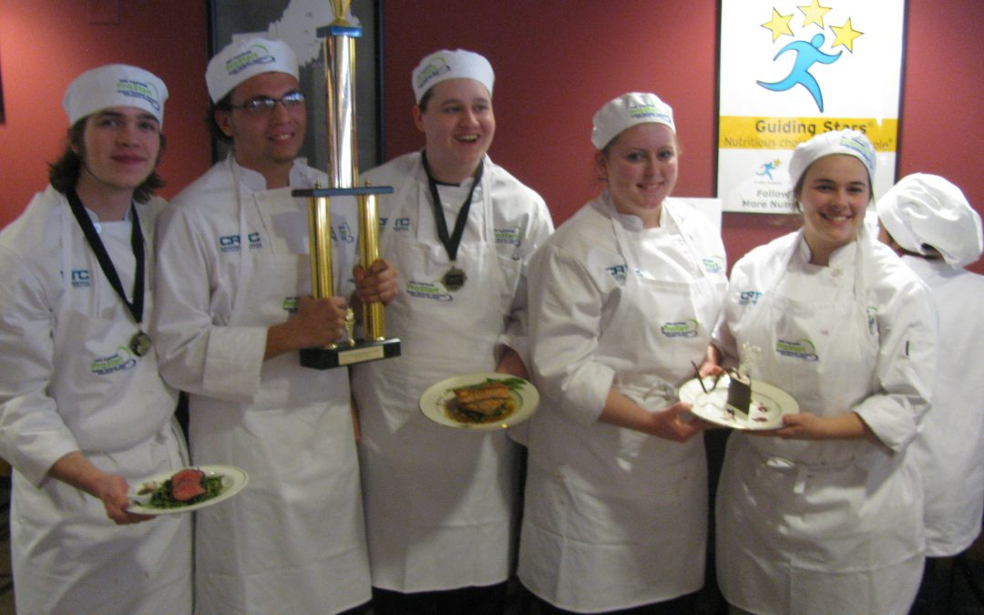 "Culinary Students Ready to go ""Pro"" at State Competition"