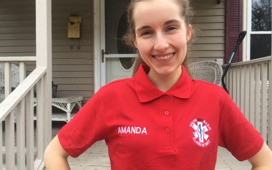 CTE student is Harvard Bound