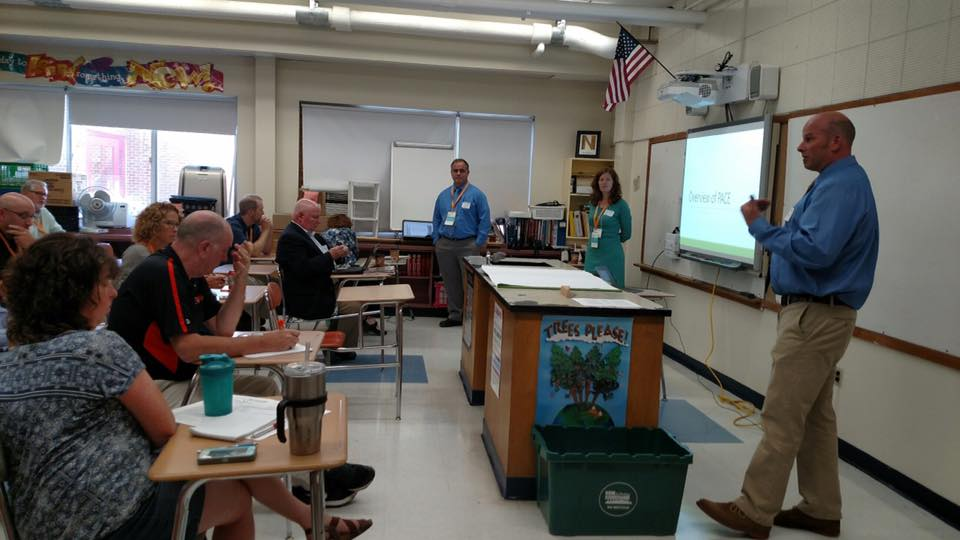 Teachers and Administrators Gather for the first ever NH CTE Conference