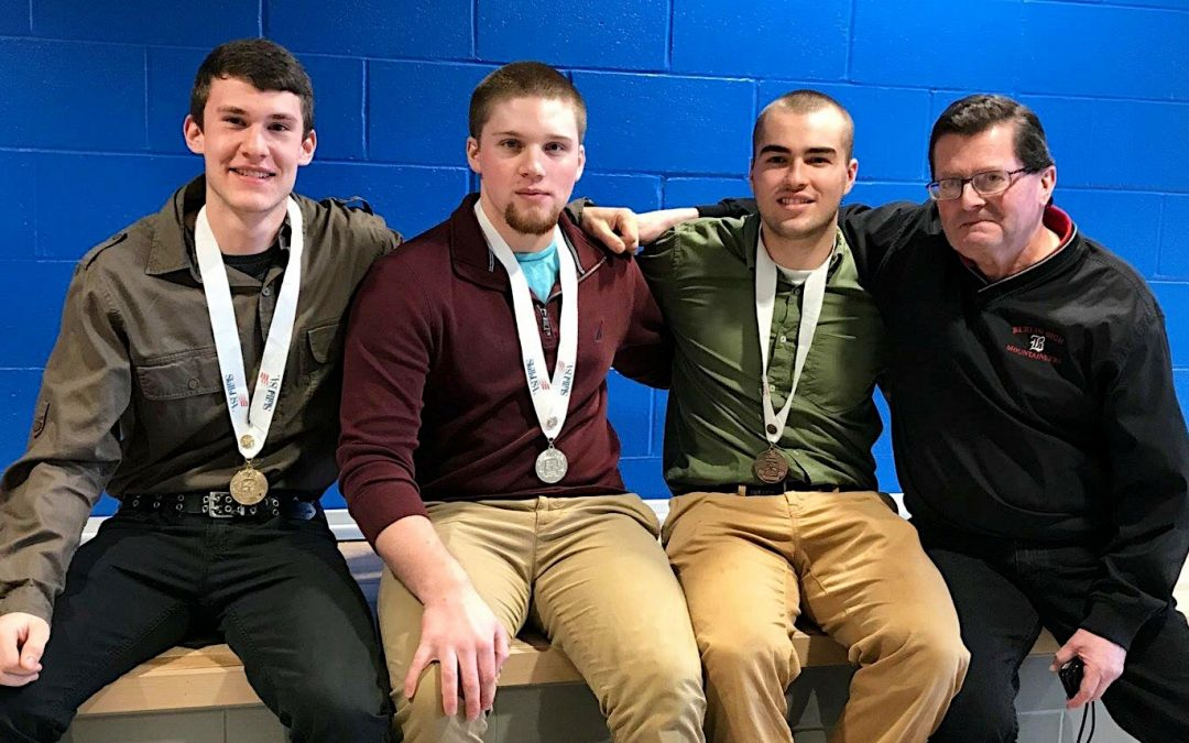 Berlin Welding Students Sweep State Competition
