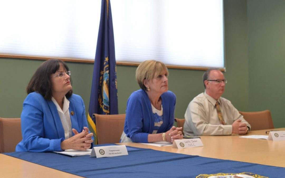 U.S. Representative Annie Kuster Promotes Career Education