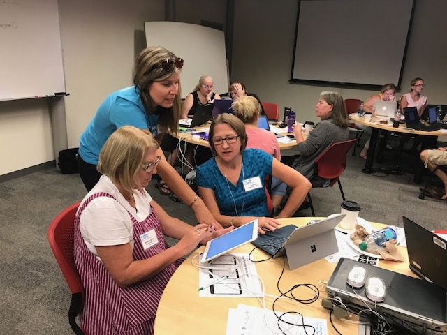 Re'thunking' technology with the Creative Computing Challenge