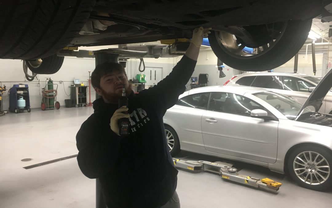 Re-Defining the Internship Model in Automotive Technology at Nashua Technology Center