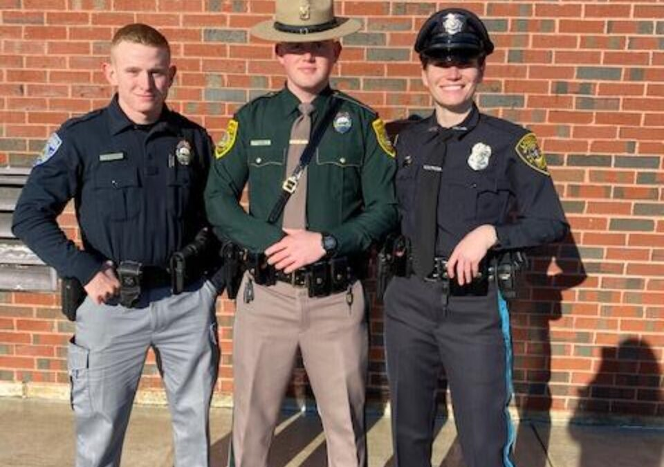 Law Enforcement and Criminal Justice Program Puts Students in the Field
